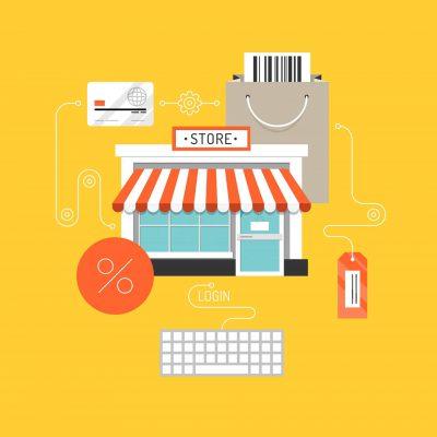 חנות וירטואלית לעסק