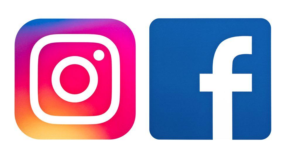 פייסבוק או אינסטגרם