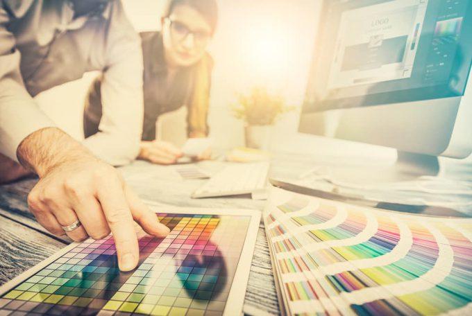 עיצוב גרפי לעסקים בעידן המודרני