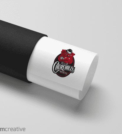 עיצוב לוגו פאב צרצילס