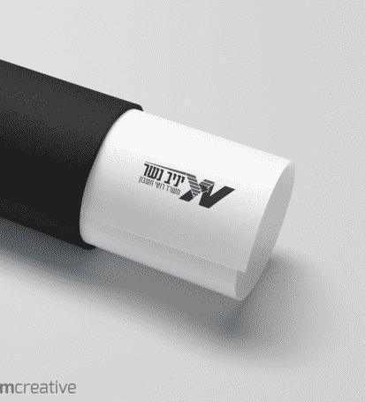 עיצוב לוגו יניב נשר