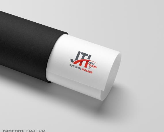 עיצוב לוגו ג׳יי טי איי