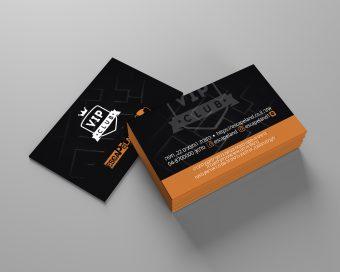 עיצוב כרטיסי ביקור אסקייפלנד