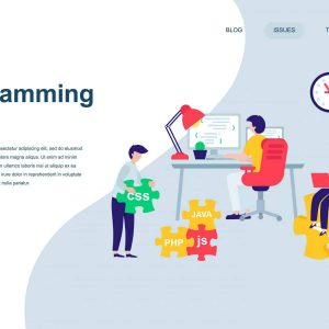 עיצוב אתר מאוייר
