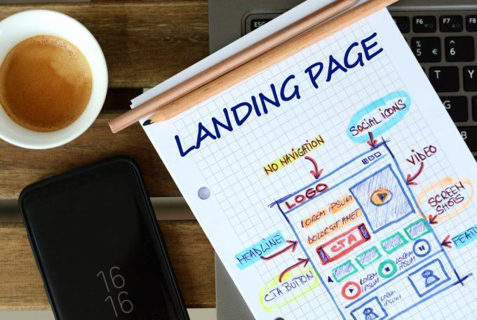 דף נחיתה או אתר אינטרנט? מה מתאים יותר לעסק שלך