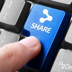 שיתוף הפוסטים בקבוצות