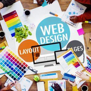 סוגי עיצוב אתרים