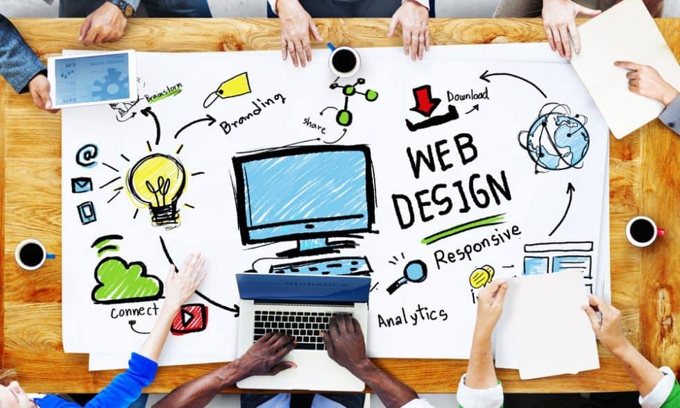 עיצוב לאתר אינטרנט