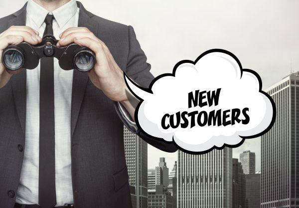 איך להשיג לקוחות חדשים