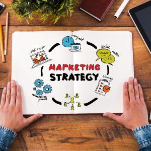 בניית אסטרטגיה שיווקית